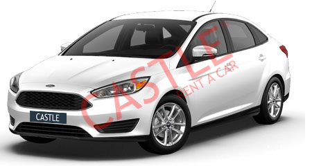 FORD FOCUS DIESEL AUTOMATIC